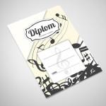 Diplom hudební 3