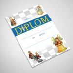 Diplom šachy 4