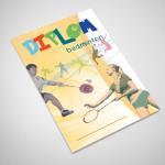 Diplom badminton 1