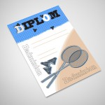 Diplom badminton 2