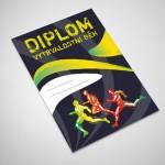 Diplom běh 1
