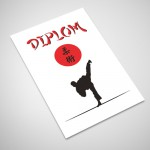 Diplom karate 1