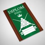 Diplom kulečník 1