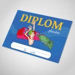 Diplom plavání 1