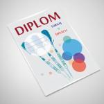 Diplom šipky 2