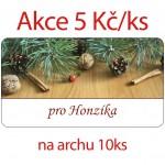 Arch 10ks etiket na dárky 10