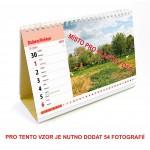 Kalendář stolní týdenní typ 4