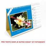 Kalendář stolní týdenní typ 3