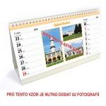 Kalendář stolní 14-ti denní typ 1
