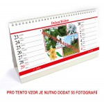 Kalendář stolní 14-ti denní typ 2