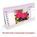 Kalendář stolní 14-ti denní typ 4