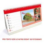 Kalendář stolní týdenní dlouhý typ 3