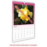 Kalendář nástěnný střední 22x30 typ 4