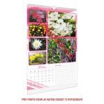 Kalendář nástěnný velký 30x46 typ 3