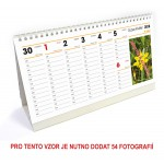 Kalendář stolní plánovací typ 3