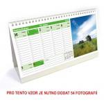 Kalendář stolní plánovací typ 1