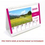 Kalendář stolní týdenní typ 1