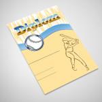 Diplom baseball 1