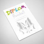 Diplom florbal 1