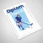 Diplom florbal 3