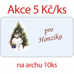 Arch 10ks etiket na dárky 13