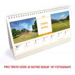Kalendář stolní týdenní dlouhý typ 2