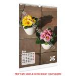 Kalendář nástěnný A4/A3 typ 4