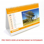 Kalendář stolní týdenní typ 5