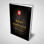 Kniha manželství černá (100 listů)