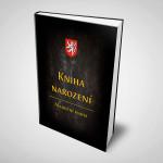 Kniha narození černá (100 listů)