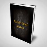 Návštěvní kniha černá