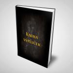Kniha výpůjček černá