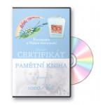Pamětní kniha na CD